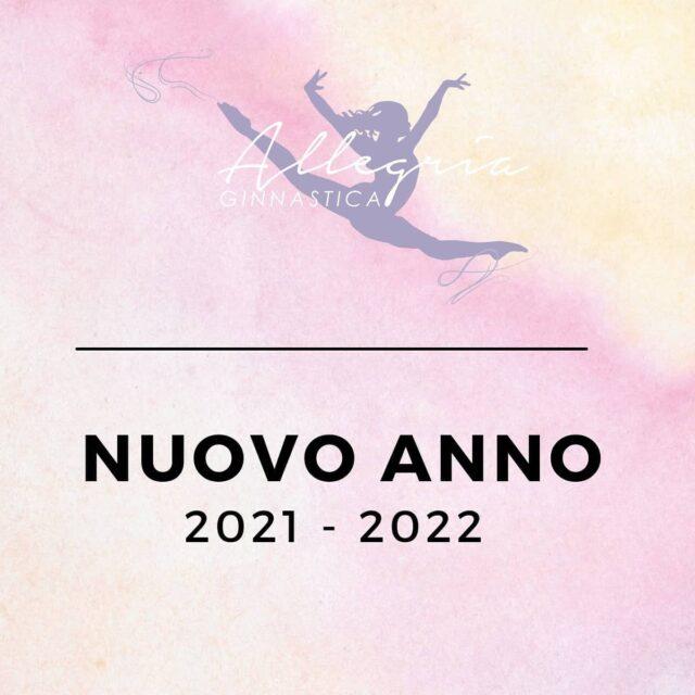✨ NUOVO ANNO 2021/2022 ✨ Scorri le immagini per tutte le informazioni! #ginnasticaallegria #polisportivasanfaustino